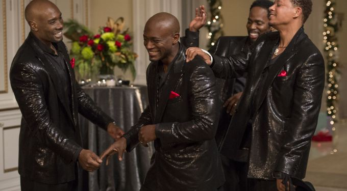 The Best Man Holiday (Movie Review)