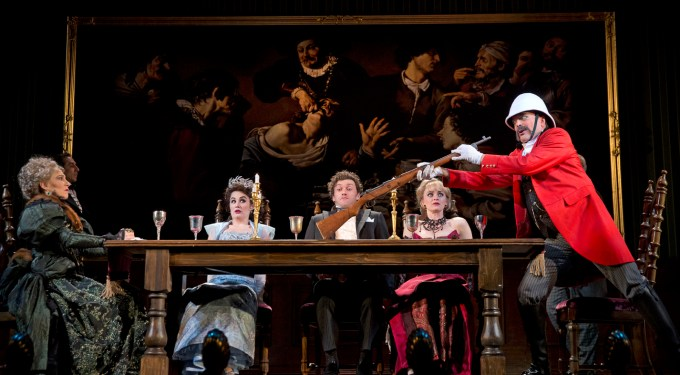 """""""A Gentleman's Guide to Love & Murder"""" Leads 2014 Outer Critics Circle Awards Nominees"""