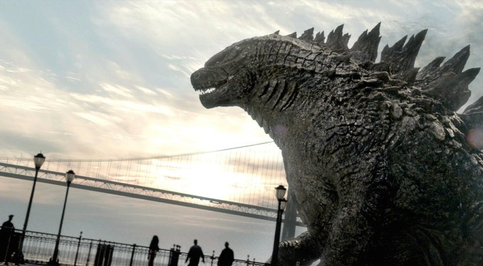 "8 Questions With The Cast And Director Of ""Godzilla"""