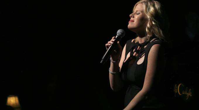 Megan Hilty at Café Carlyle (Concert Review)