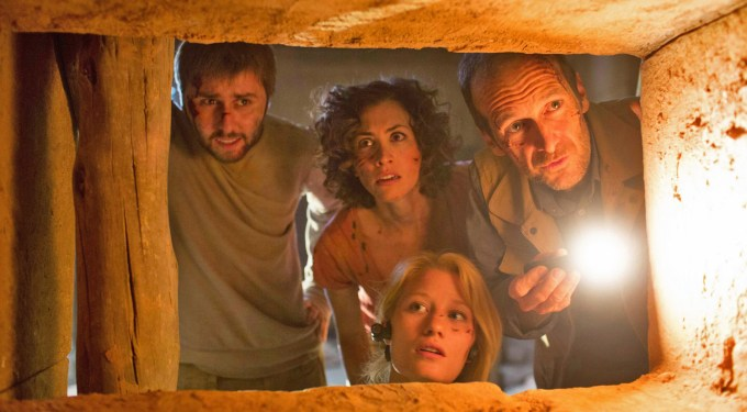 The Pyramid (Movie Review)