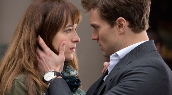 Fifty Shades Of Grey (Movie Review)
