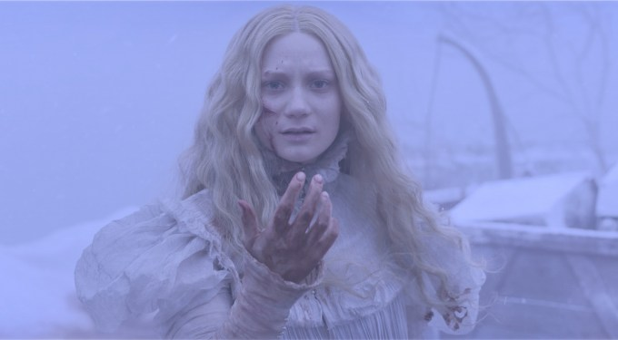 New Trailer: Guillermo Del Toro's 'Crimson Peak'