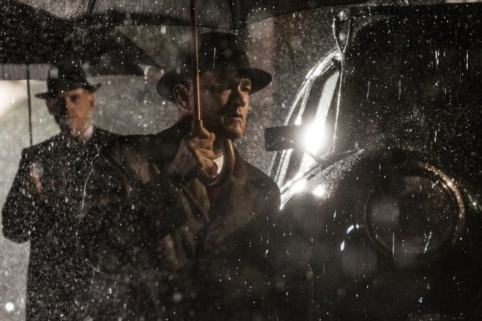 Tom Hanks in 'Bridge of Spies' directed by Steven Spielberg