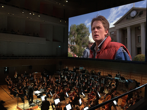 The 'Back To The Future' Concert Comes To Radio City Music Hall