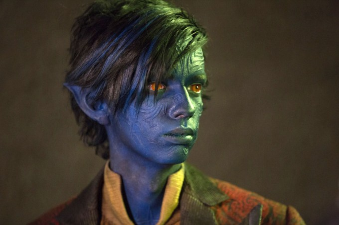 DF-04845 Kodi Smit-McPhee as Kurt Wagner / Nightcrawler in X-MEN: APOCALYSPE.