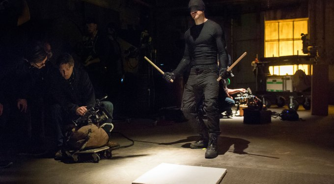 Watch New Fighting Clip From Netflix's 'Daredevil' Season 2