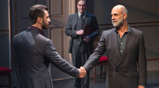 OSLO (Broadway Review)