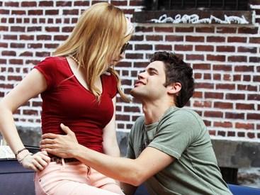 Jeremy Jordan & Anna Kendrick in 'The Last Five Years'