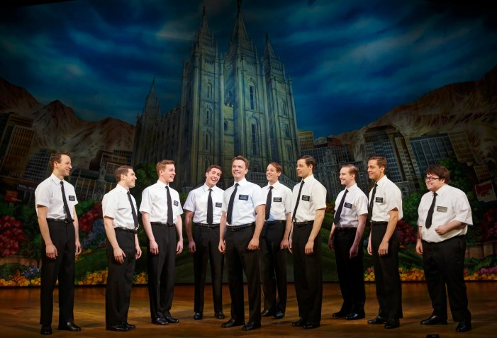 Book of Mormon Tour