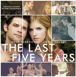 The Last Five Years - Soundtrack Cover