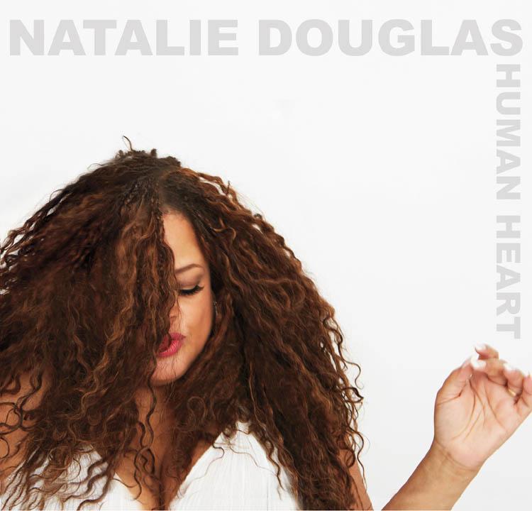 Natalie Douglas - Human Heart - CD Cover