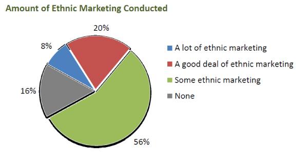 Amount-of-ethnic-marketing-conducted