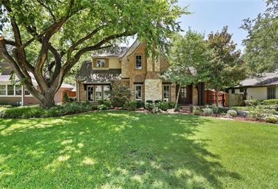 6510 Woodland Drive Dallas TX 75225