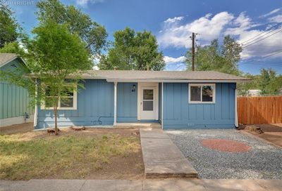 40 & 42 Sunflower Road Colorado Springs CO 80907