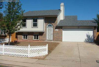 4417 Fenton Road Colorado Springs CO 80916