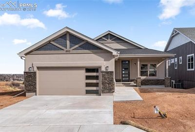 893 Uintah Bluffs Place Colorado Springs CO 80904