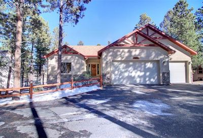 1371 Evergreen Heights Drive Woodland Park CO 80863