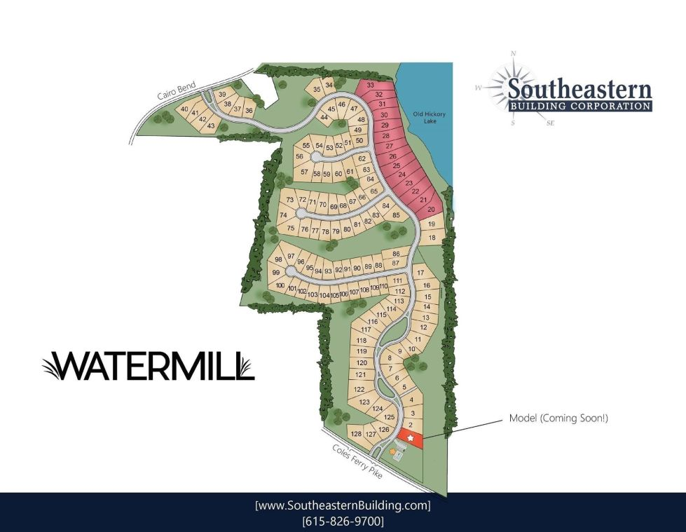 156 Watermill Lane Lot 25
