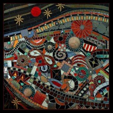 Commissioned Public Art Mosaic Murals For Hospitals, Healthcare & Medical. Everett, WA