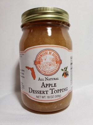Apple Dessert Topping
