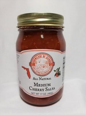 Medium Cherry Salsa