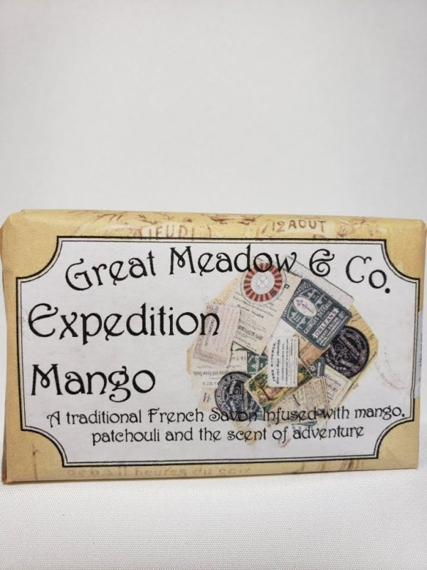 Expedition Mango Soap
