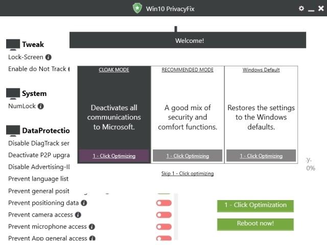 Abelssoft Win10 PrivacyFix Crack + Serial Key Free Download 2021 [ Latest ]