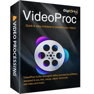 VideoProc 4.3 Crack I Keygen & Patch Free [ 2022 ]