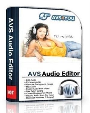 AVS Audio Editor 10.0.5.554 Crack + Activation Key Free