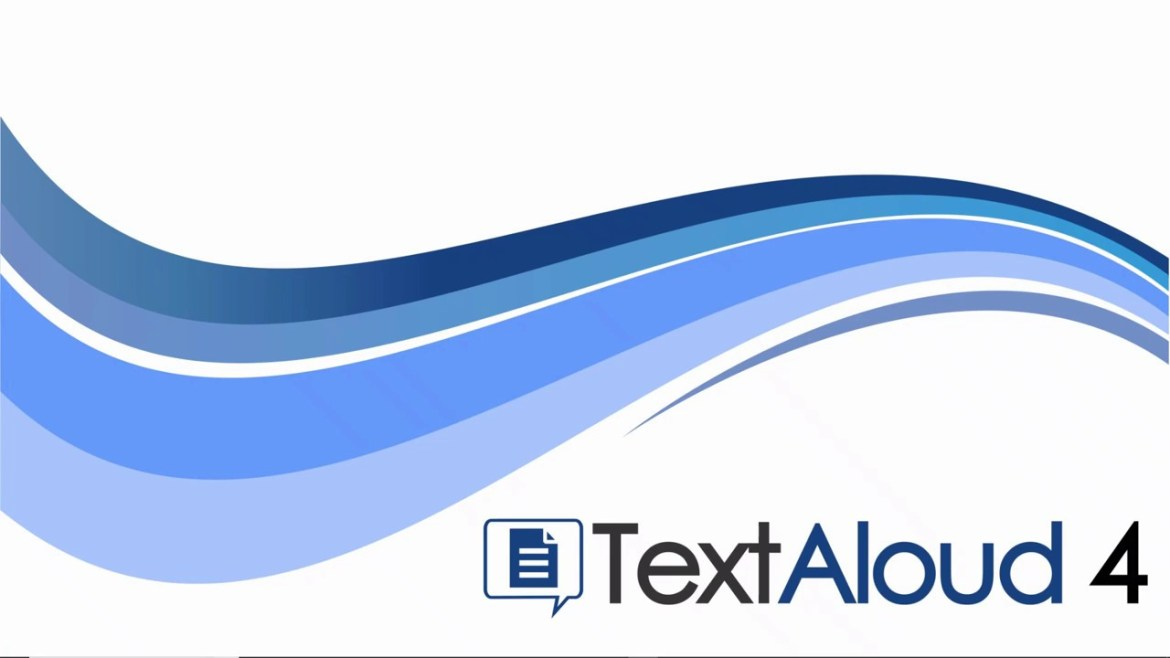 Text Aloud 4 Crack + Serial Key Free Download 2021 [ Latest ]
