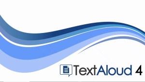 TextAloud 4.0.59 Crack + Keygen Free 2021 [ Latest ]