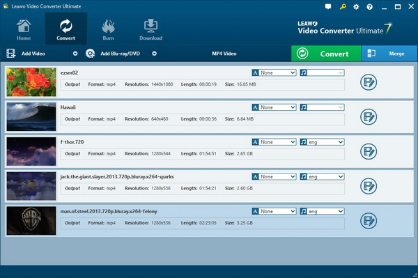 Leawo Video Converter Ultimate 11.0.0.1 Crack + Registration Code Free