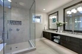 How to clean fiberglass shower floor