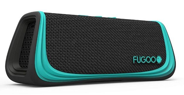 Fugoo Sport - Portable Bluetooth Rugged Wireless Waterproof Speaker