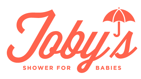 Toby's Shower for Babies, a Team Toby Tolin project Logo
