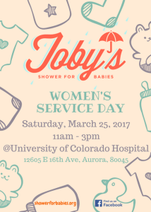 March 2017 Women's Service Day