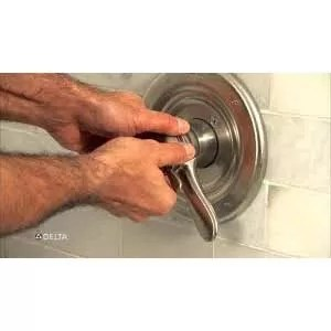 how to replace a delta shower faucet in