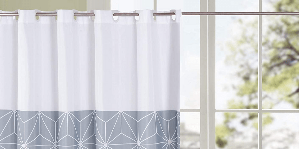 hookless shower curtain april 2021