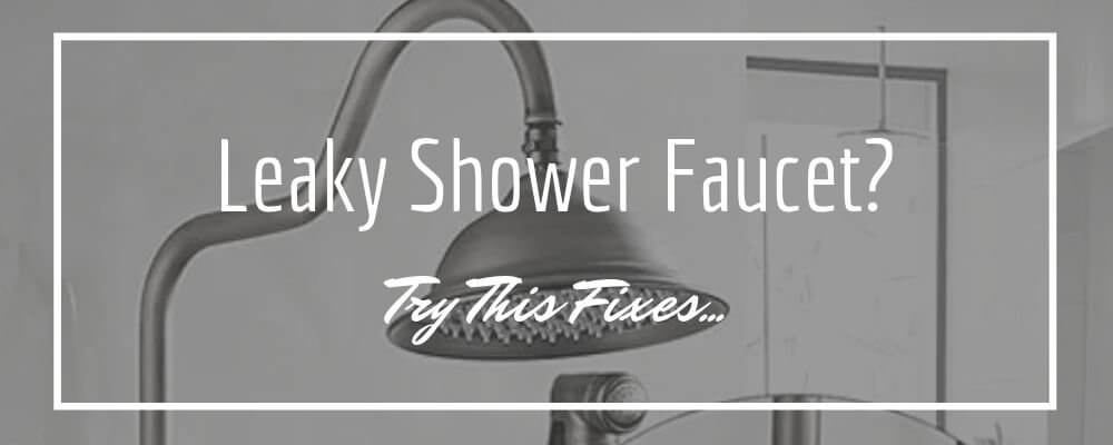 Leaky Shower Faucet