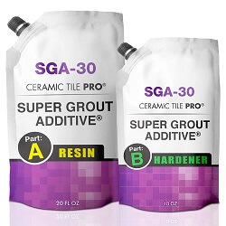 Ceramic Tile Pro SGA Epoxy Grout Additive
