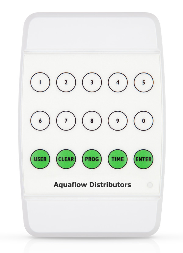 pin wireless shower timer