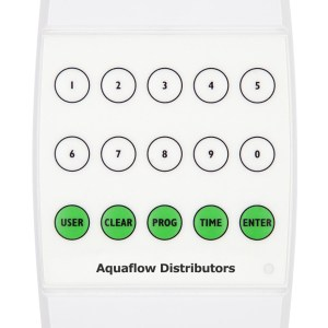 pin wireless shower timer