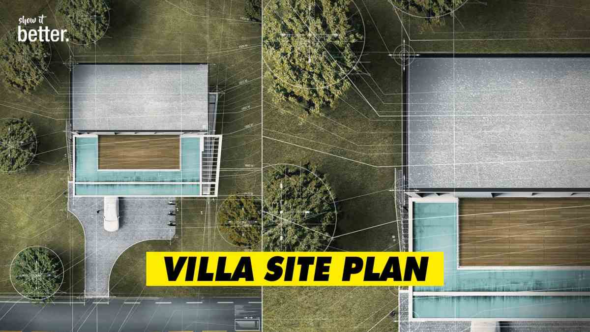How to Create a Realistic/Artistic Site Plan