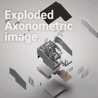 EASY Exploded Axonometric Image and Animation