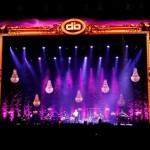iluminacion concierto david bisbal