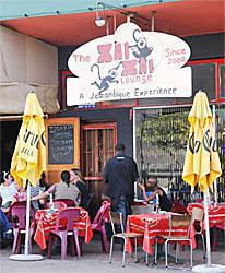 Xai Xai Lounge, Melville, Johannesburg