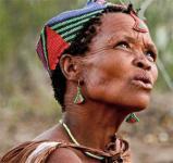Khoisan Woman