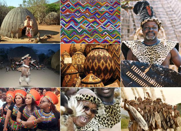 The Zulus Traditional Culture