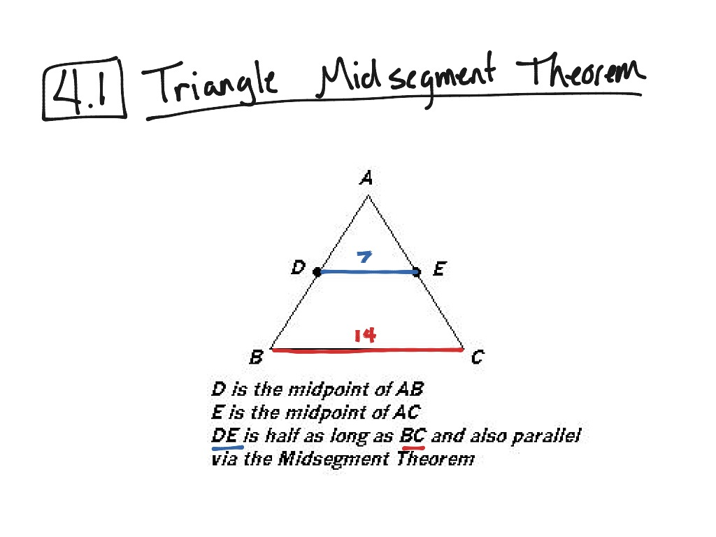Worksheet Midsegments Of Triangles Worksheet Worksheet Fun Worksheet Study Site